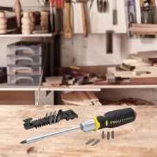 Stanlay FatMax ratchet screwdriver