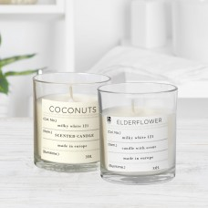 Broste scented candles