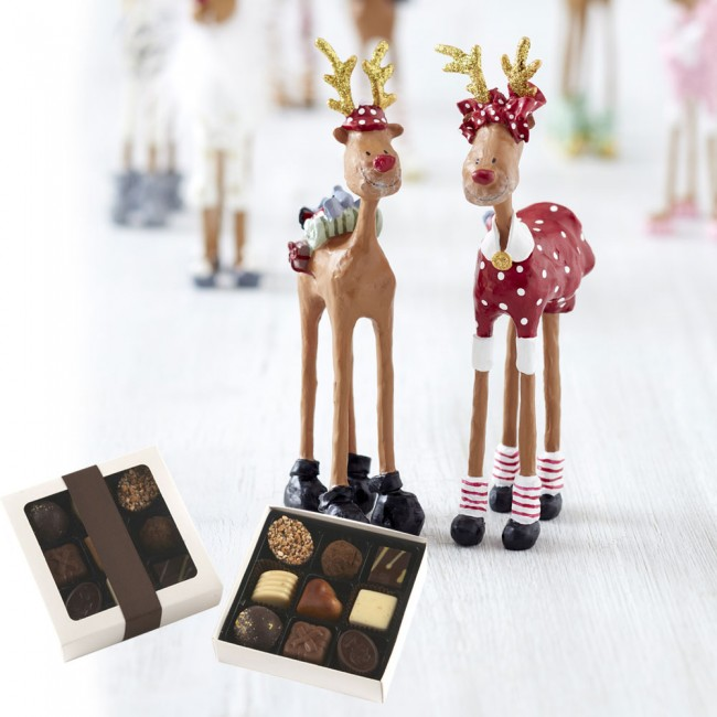 Medusa mr. & mrs. Rudolf 2019 & chocolate
