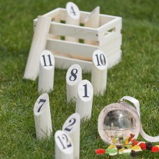 Number Kubb game & Clickmix