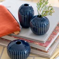 Kähler Hammershøj Mini vases 3-pack