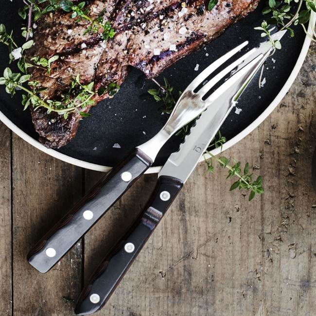 Gense Old farmer steak cutleri