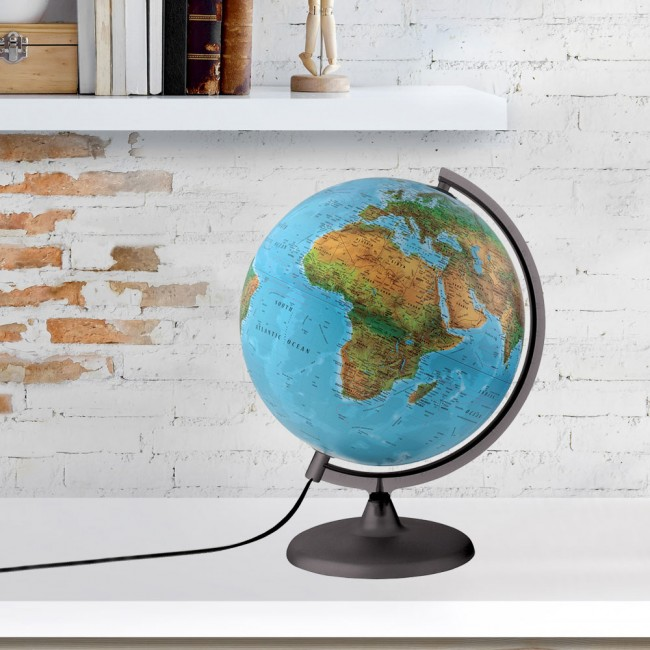 Atmosphere Globe with light