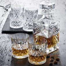 Lyngby Glass Melodia Whiskey set