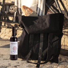 Juna Raw Picnicbag & red wine