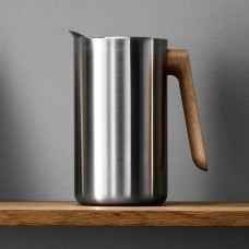 Nordic Kitchen Thermo Jug 1,0 L, stainless steel