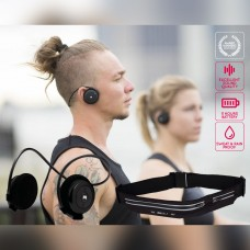 Miiego Wireless Headphones and Running Belt