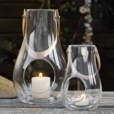 "Holmegaard ""Design with Light"" lantern set"