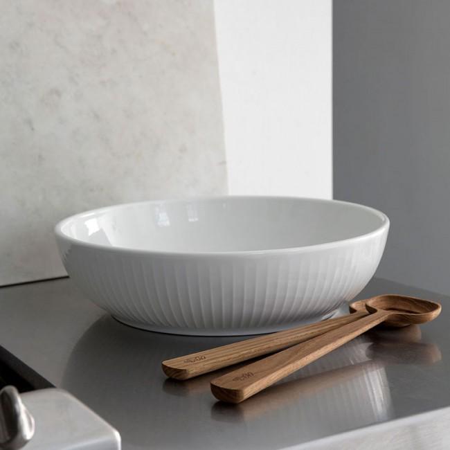 Kähler Hammershøj salat bowl & servers