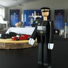 Kay Bojesen Police Officer