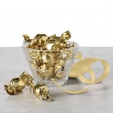 Lyngby glas bowl with 8 chokoballs