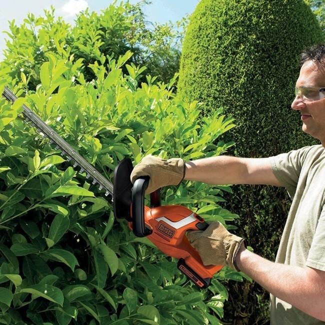 Black & Decker hedge trimmer 45cm