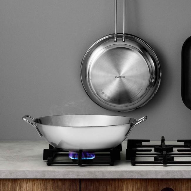Eva Solo wok and frying pan