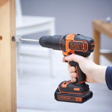 Black & Decker Drilling machine with 80 parts
