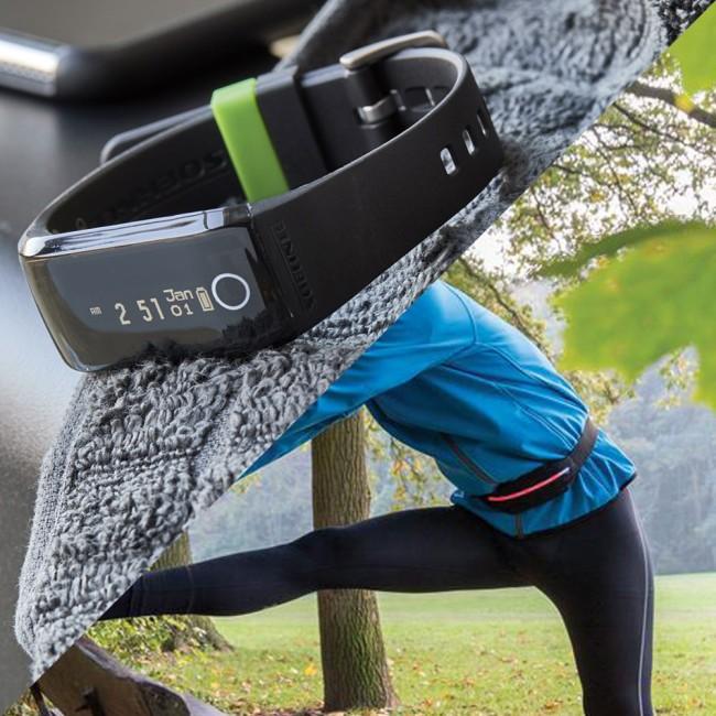 Soehnle activity tracker and belt