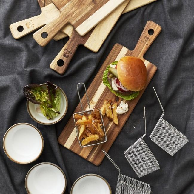 Café Burger, Holm, Bitz and Funktion