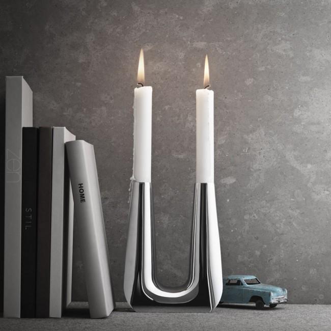 Georg Jensen Copenhagen Candleholder