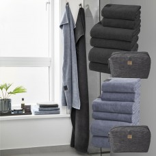 Georg Jensen Damask towels & toiletbag