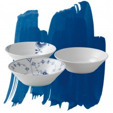 Royal Copenhagen Mix & Match bowls 17cm