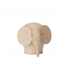 Woud Nunu Elefant, small 10 cm