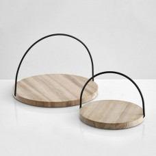 Woud Loop Trays, small and large