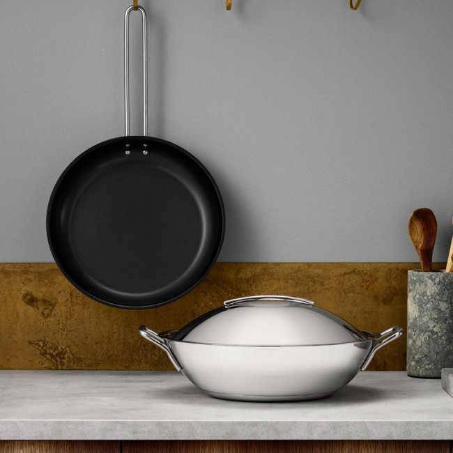 Eva Trio pan and wok set