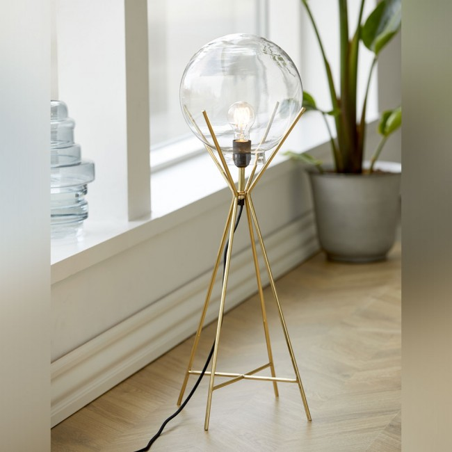 A Simple Mess Knold Lamp 80 cm