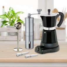 Cilio Espresso 6-part coffee set