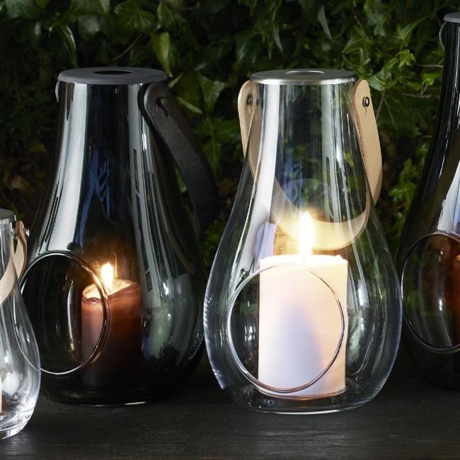 Holmegaard Design With Light lanterns set