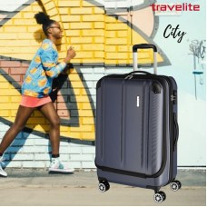 Travelite 4 Wheel City Trolley Medium