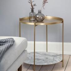 Broste Copenhagen tray Table Ø50 H50
