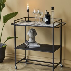 Villa Collection bar tray table