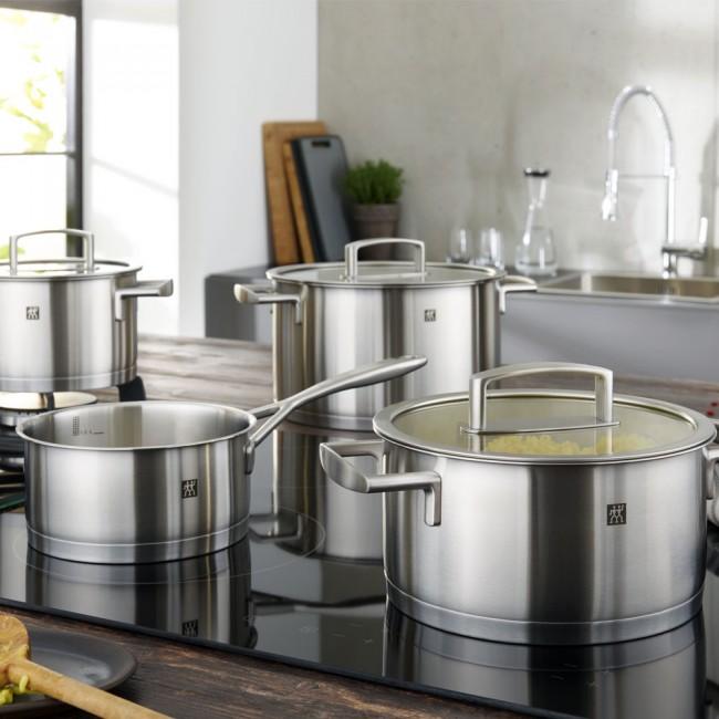 Zwilling quality pot set, 7 pcs