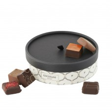 Cocoture chocolate box with filled chocolates