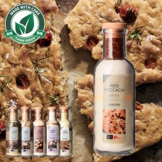 Bottles by Malund Bread mix