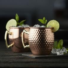 Lyngby Glass Cobber Mugs Set