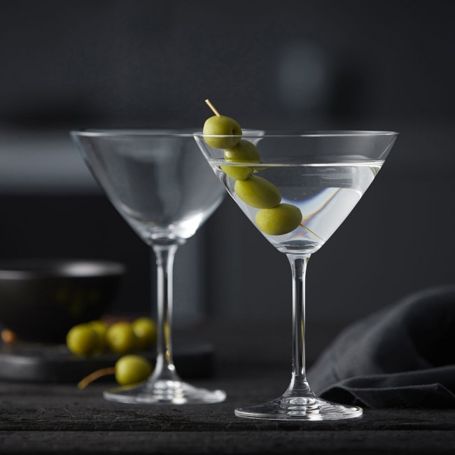 Lyngby Glass Martini Juvel glass set