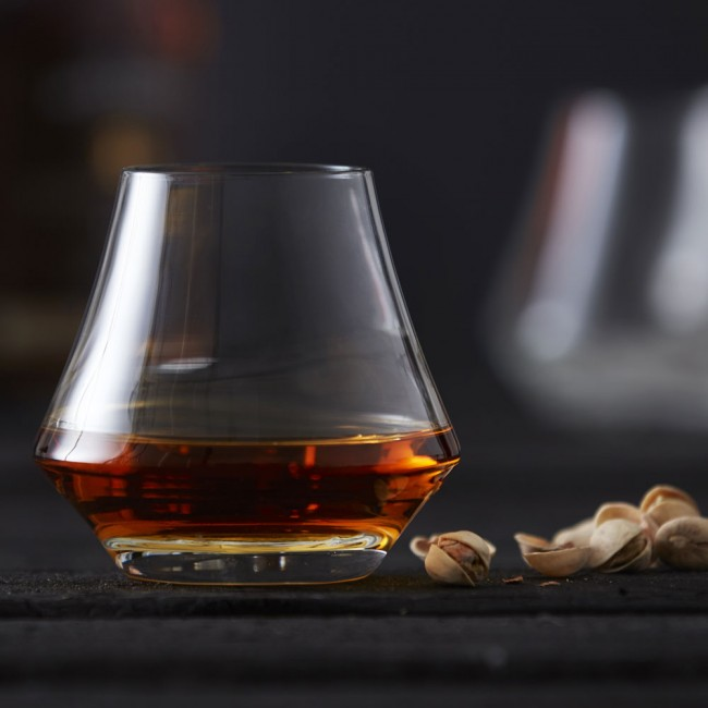 Lyngby Glas Juvel rum glasses, 6 pcs.