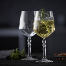 Lyngby Glass Cocktail Alkemist glass set