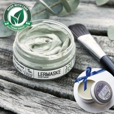 Ecooking Clay mask and lip balm natural