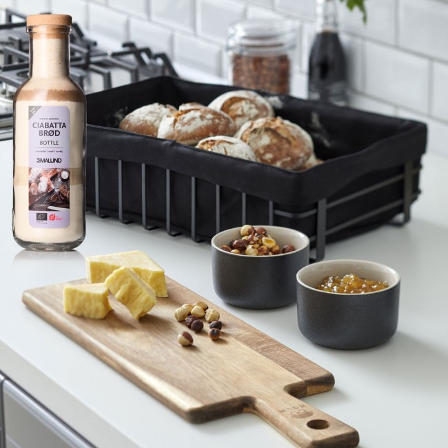 Holm Morning Set & Bottles By Malund Ciabatta Bred Mix