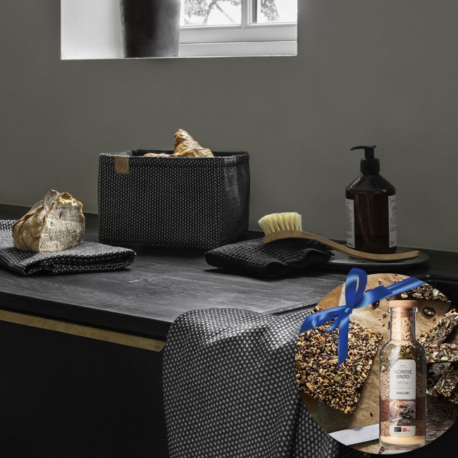Georg Jensen Damask Kitchen package with Nordic bread mix 2