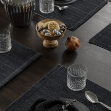 Georg Jensen Damask table mats and Black Label napkins