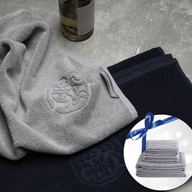 Georg Jensen Damask Towel Bundle 01