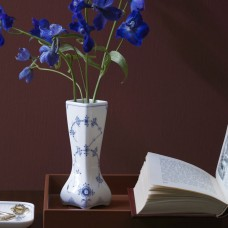 Royal Copenhagen Blue Fluted Plain Vase