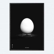 "Brainchild Poster ""The Egg"", 30x40 cm, incl. frame"
