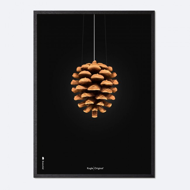 "Brainchild Poster ""The Cone"", 50x70 cm, incl. frame"