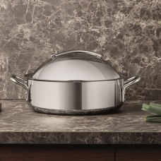 Eva Trio Sauté pan with lid