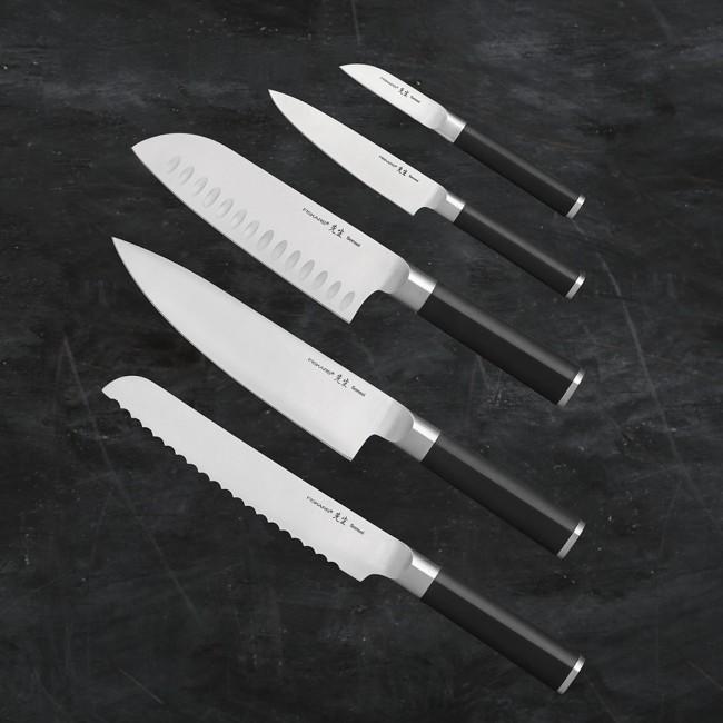 Fiskars Sensei knives set, 5 pcs