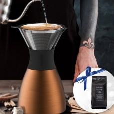 Asobu Pourover and Gourtmet kaffe